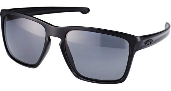 Oakley Sliver XL matte black/grey polarized